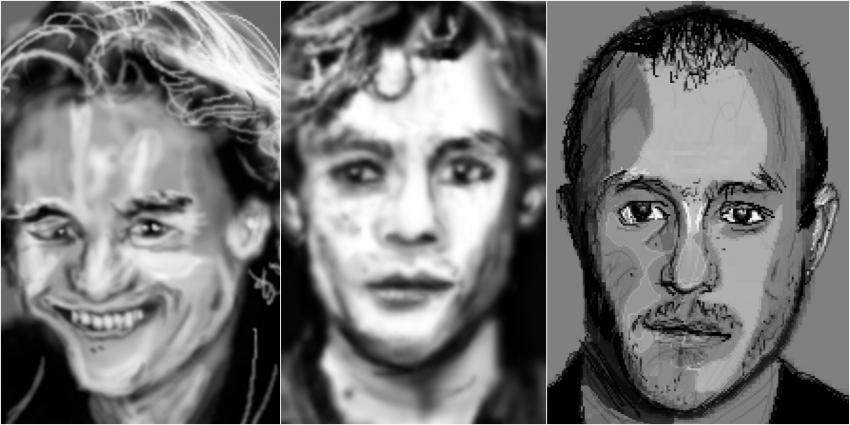 Heath Ledger by Zilmari